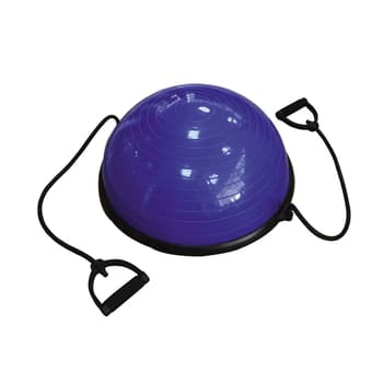 Yoga & Pillates, Accessories, Welcare, W2153 Bosu Ball Pvc , It is designed for lower back workouts and abdominal exercises The hemispherical inflatable ball provides multiple applications for standing, sitting, and supported body weight conditioning Provide great support for leg twists, push-ups, and more, he