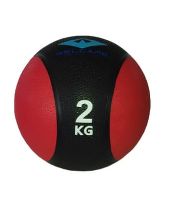 Medicine ball, Accessories, Welcare, Welcare Medicine Ball 2Kg