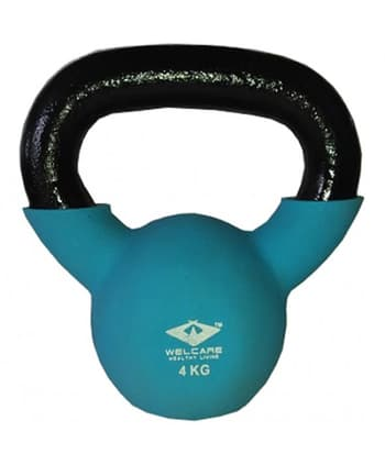 Kettle Bell, Accessories, Welcare, S 2173 4Kg Kettle Bell