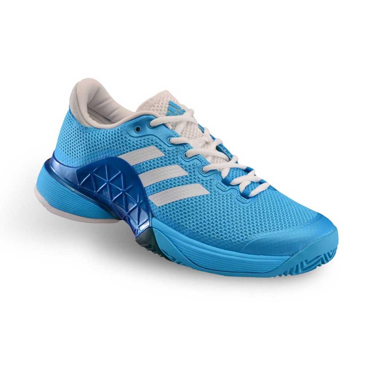 Adidas 2017 Shoesbluewhite Adidas Tennis Barricade tshdBCxQr