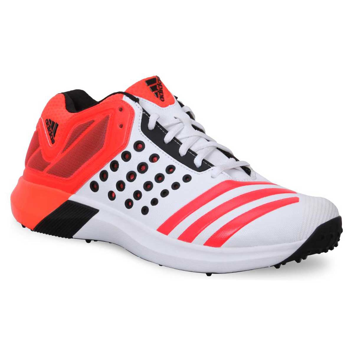 cf6211662bcef6 Buy Adidas AdiPower Vector Mid-Cut Cricket Shoes Online India ...
