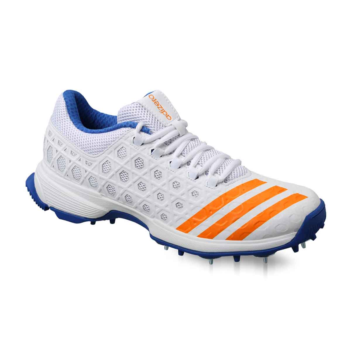 bc126043890ca Buy Adidas SL22 Cricket Shoes (White Blue) Online India