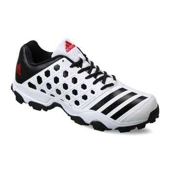 new style 454be 26c44 Adidas SL22 Trainer Cricket Shoes (White Black Yellow)