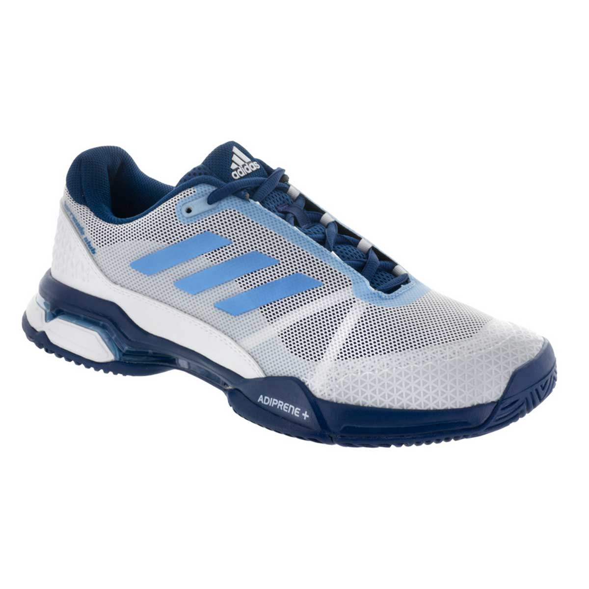 343f26af218 Buy Adidas Barricade Club Tennis Shoes (White Blue) Online India