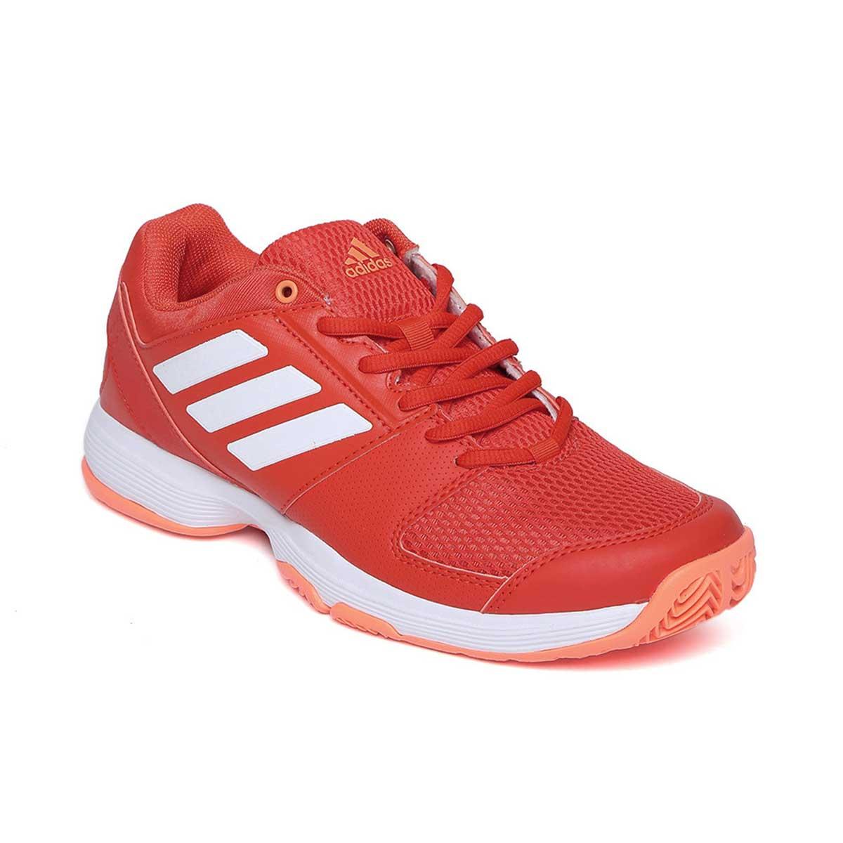 276a79b4010 Adidas Barricade Court Women Tennis Shoes (Orange)