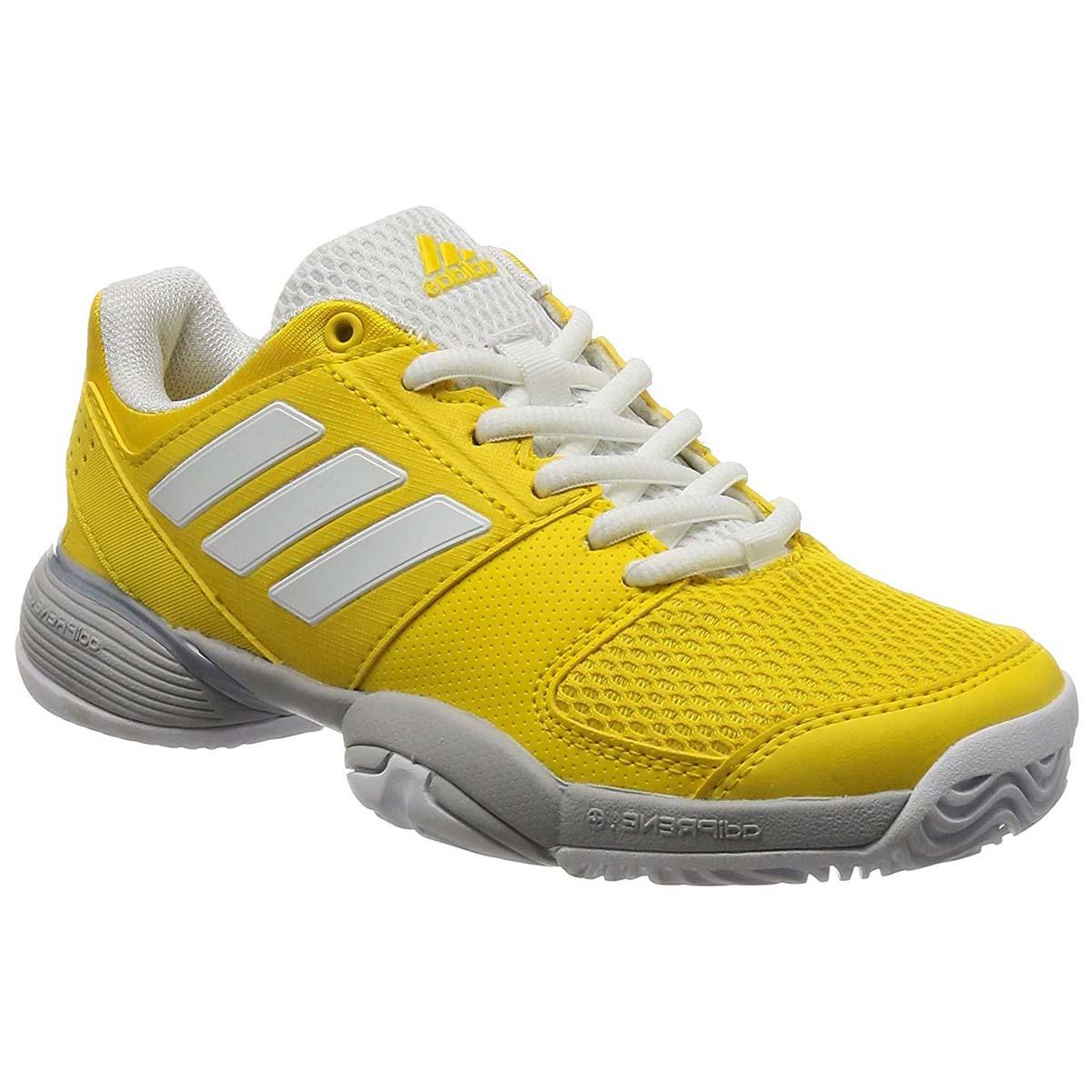 d760840664dd7f Buy Adidas Barricade Club XJ Low Junior Tennis Shoes Online in India