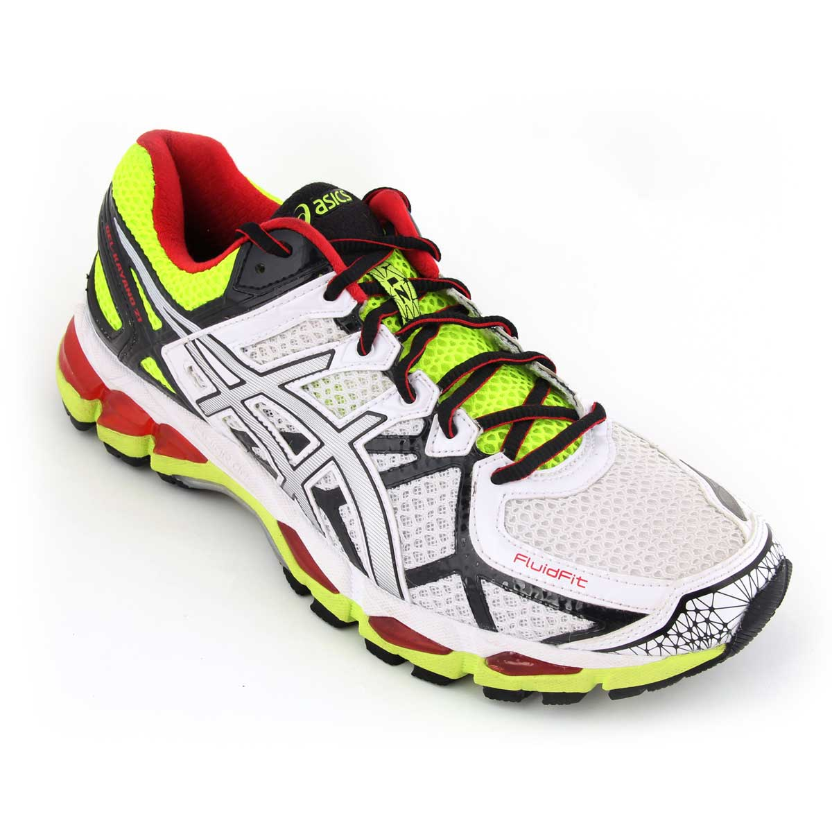 881f28cd7a68 Buy Asics Gel-Kayano 21 Men s Running Shoes (Lightning) Online
