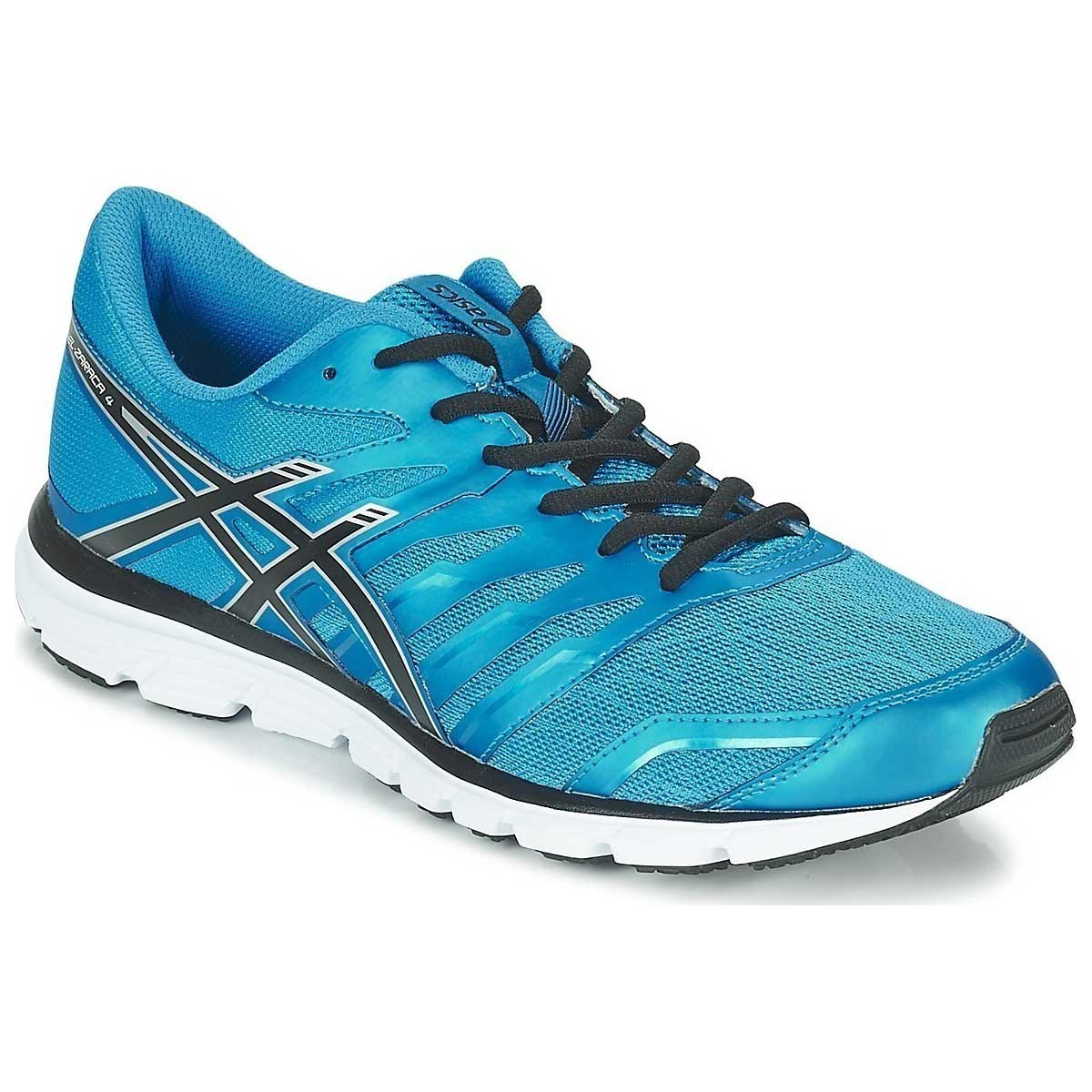 Running Asics Shoesmethyl Gel 4 Blueblacksilver Zaraca iZkTOuwPX