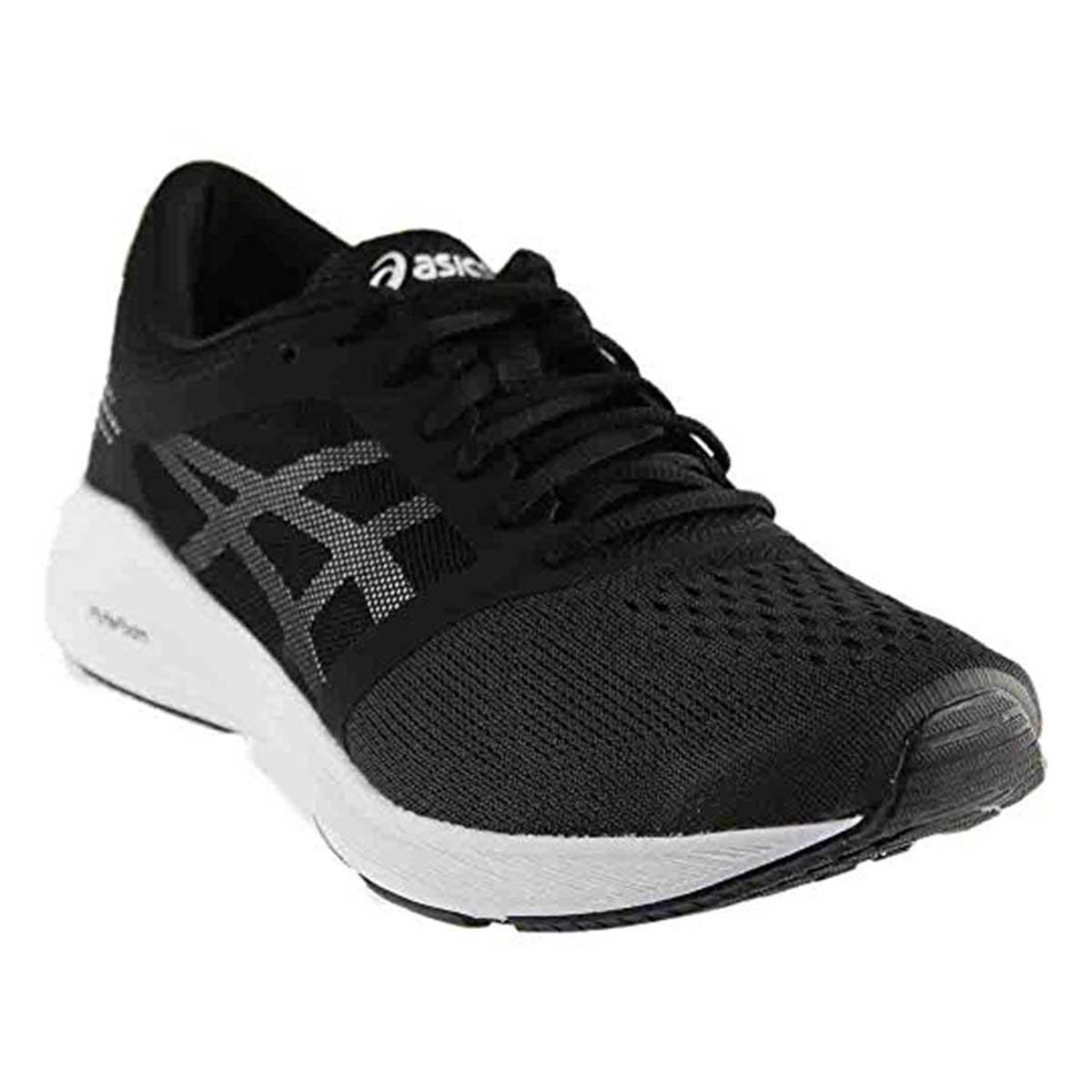 newest e3db8 13ad6 Asics Roadhawk FF Running Shoes (Black/White/Silver)