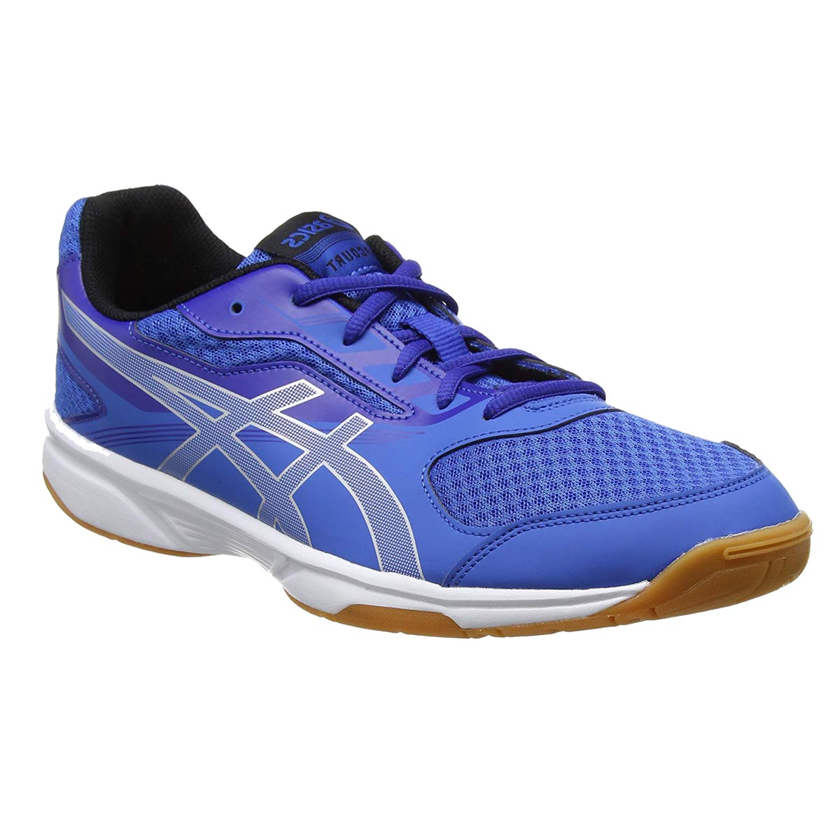 Buy Asics Gel Upcourt 2 Squash Shoes (Blue Silver) Online in India 28f3beb94c8af