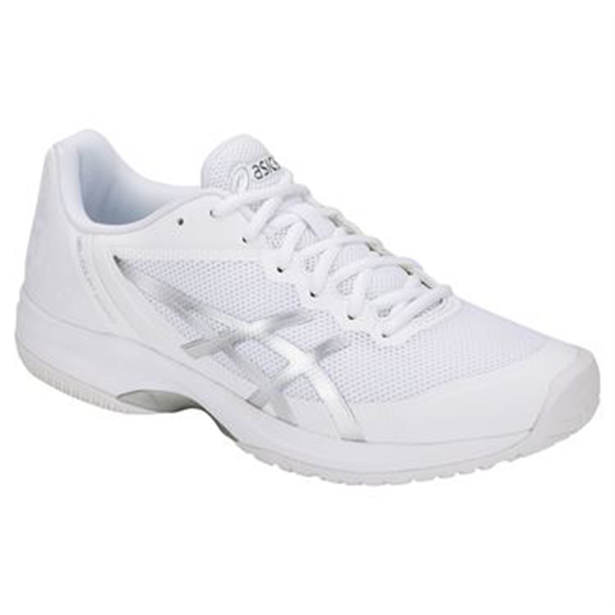 Court Tennis Gel Shoeswhitesilver Asics Speed 35Lq4ARcj