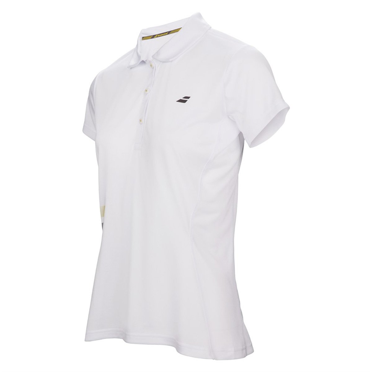 ff08381f86dfca Buy Babolat Core Club Womens Polo T-Shirts (3WS17021, White) Online India