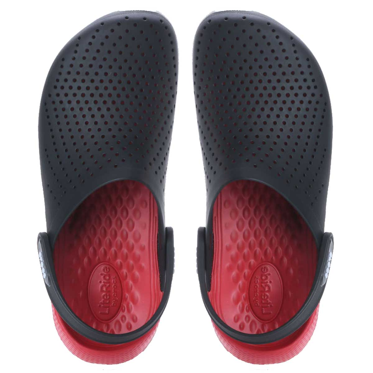 9712b9943 Crocs Baya Junior Flip (Black) Online at Lowest Price in India