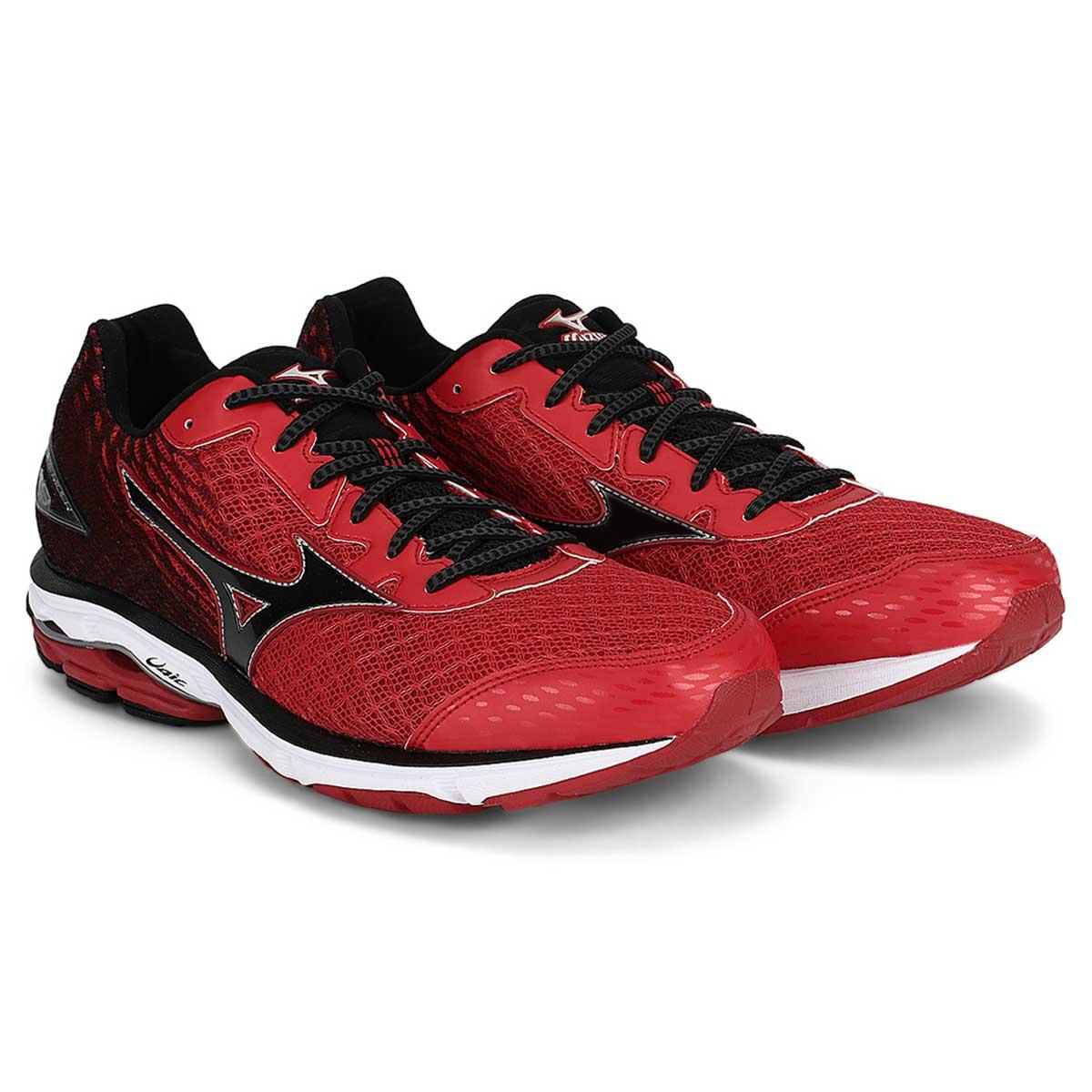 Buy Mizuno Wave Rider 19 Men Running Shoes Online India 3a1ec59081