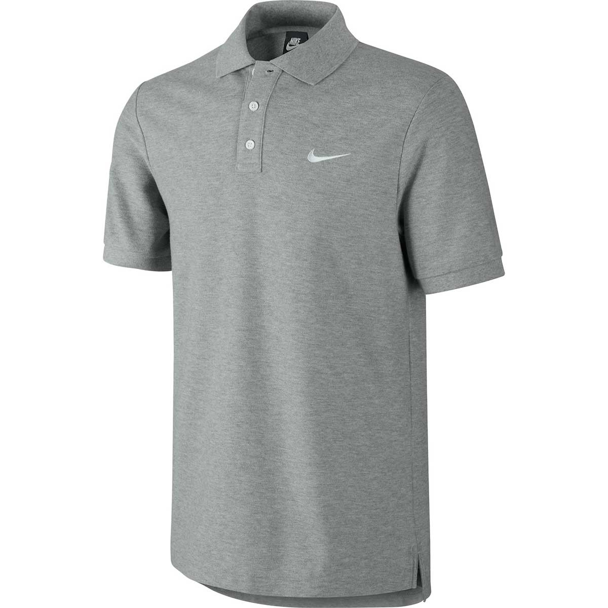 Buy Nike Men s Cotton Polo (Grey) Online in India 961b3a216