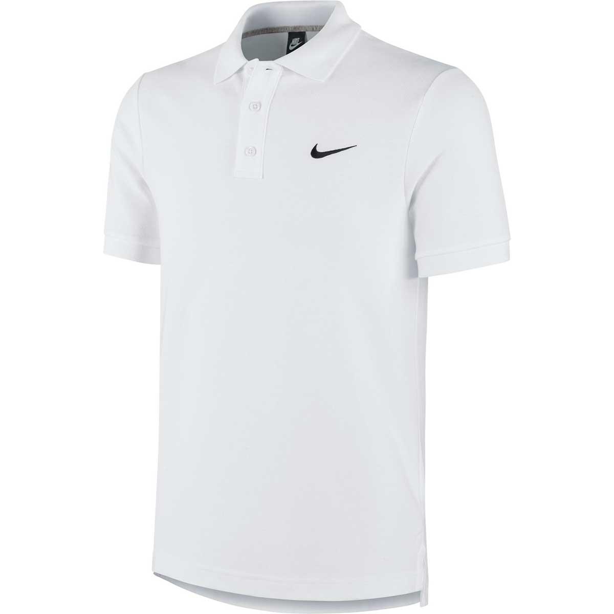Buy Nike Men s Cotton Polo (White) Online in India f6b4b3c72f61