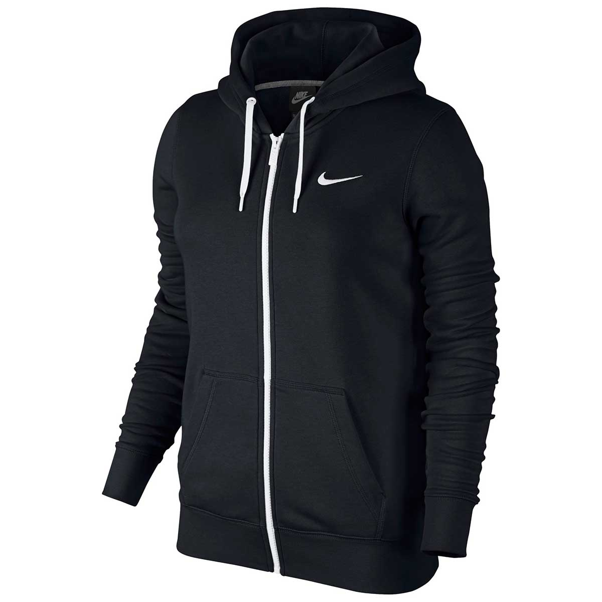 Buy Nike Womens Club French Terry Hoodie Jacket Online India 568d559b7