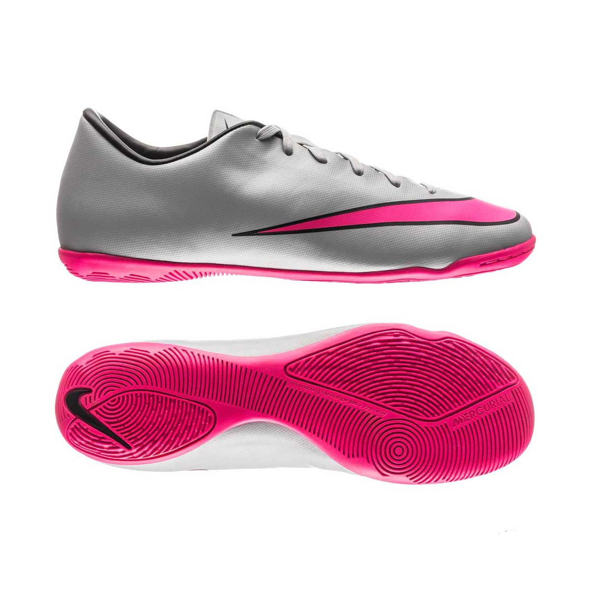 differently 3a848 dcf0b Nike Mercurial Victory V IC Football Shoes