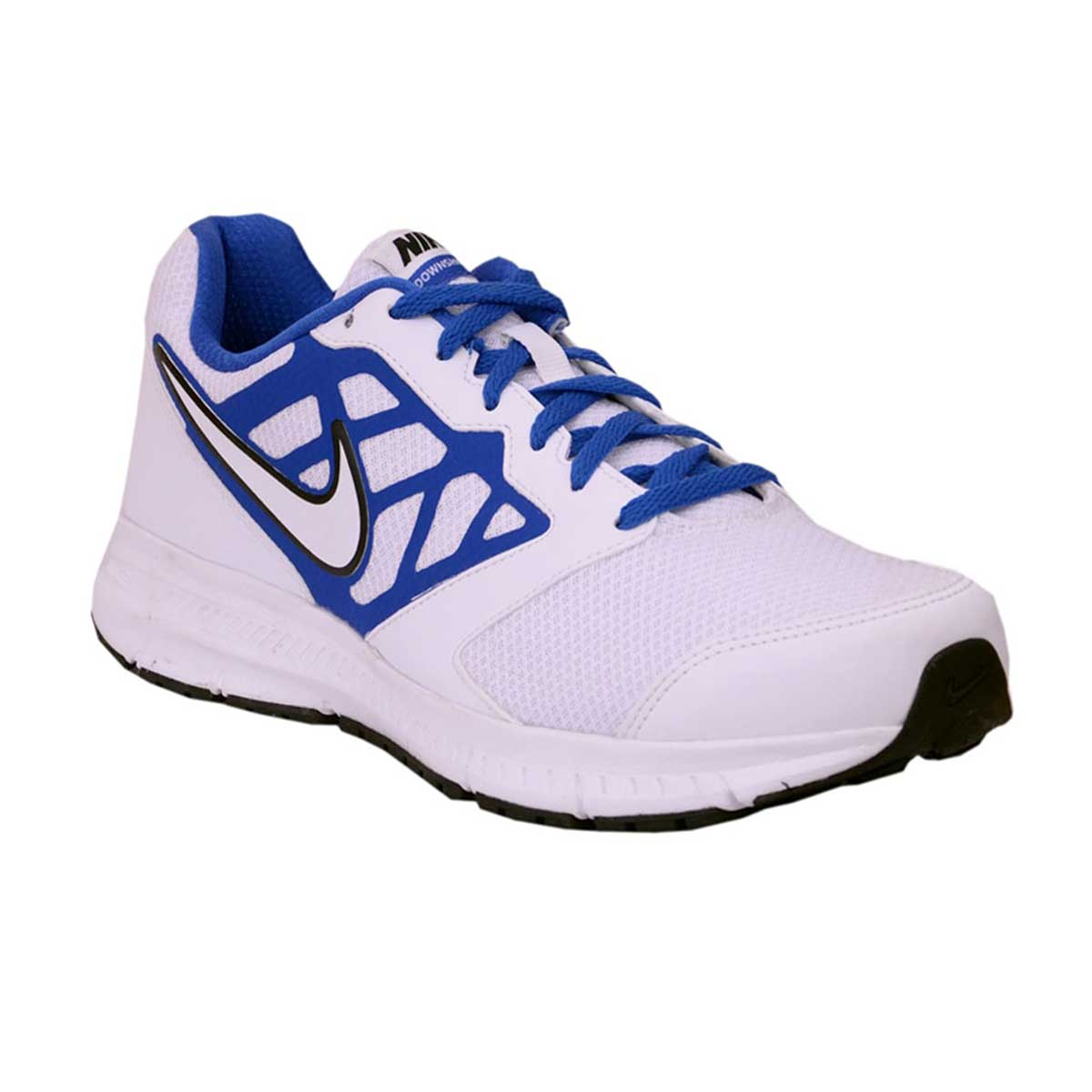 439914bfd1637 Buy Nike Downshifter 6 Running Shoes (White Blue) Online India