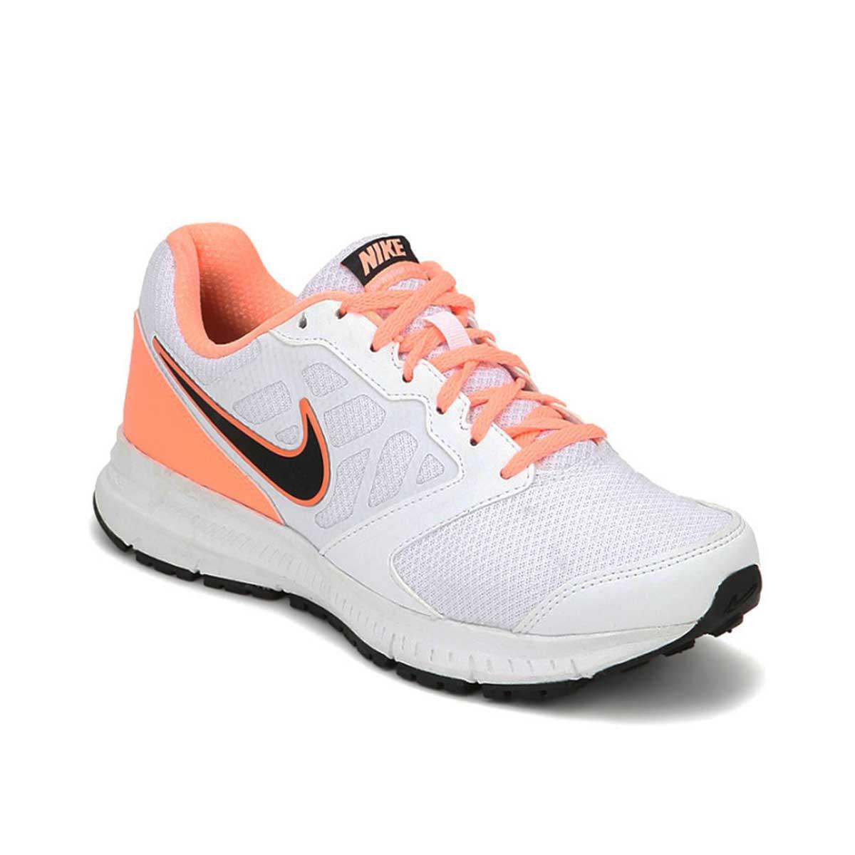 af23de1ffc34 Buy Nike Downshifter 6 Womens Running Shoes (White Pink) Online