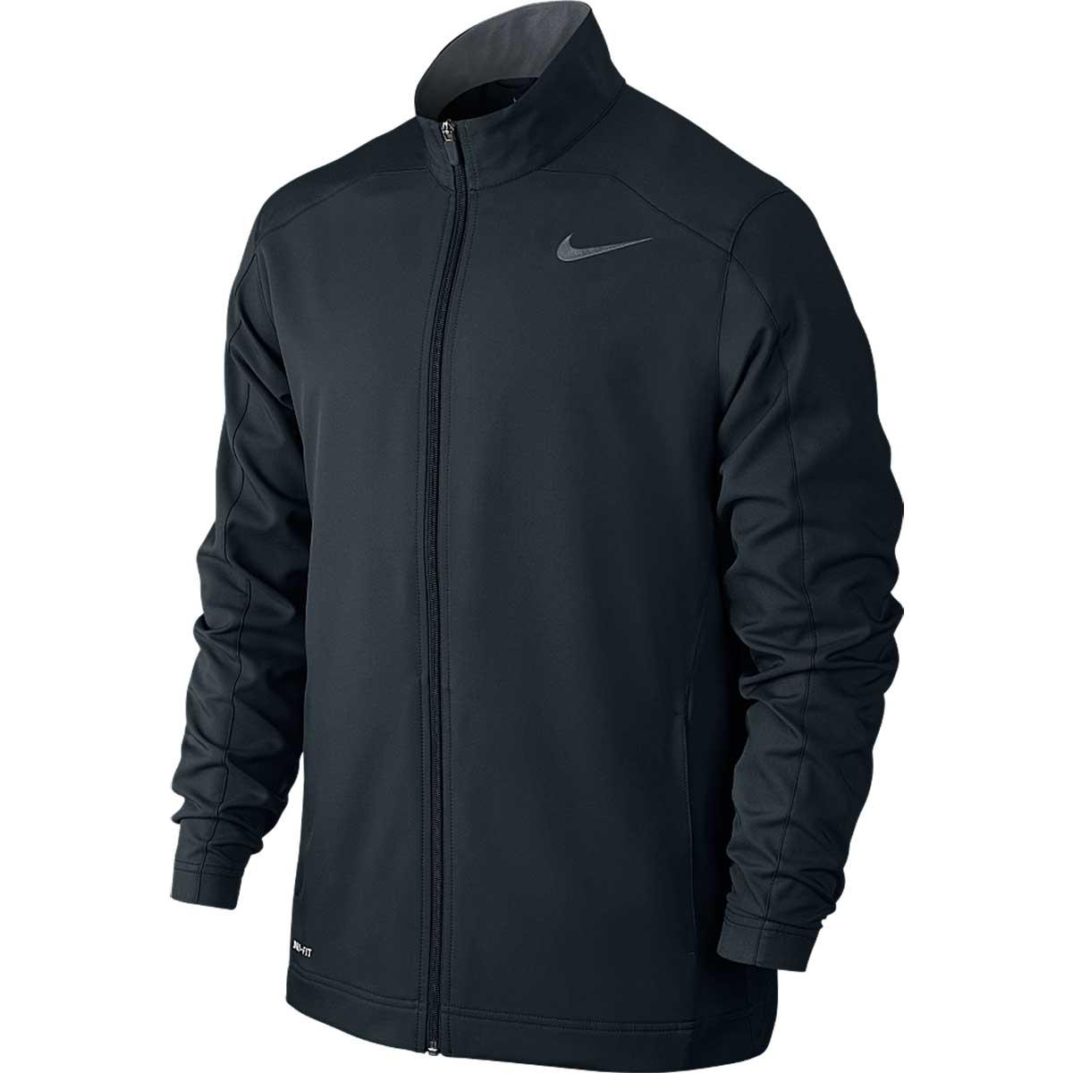 8c7c8739725b Buy Nike Team Woven Jacket (Black) Online India