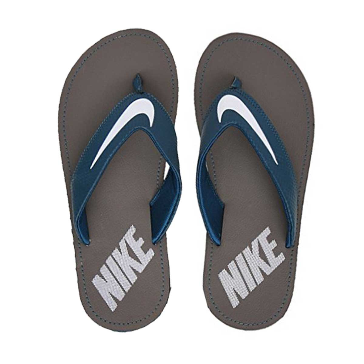 brand new 55ee2 c353d Nike Chroma Thong 4 Slippers (Blue / White)