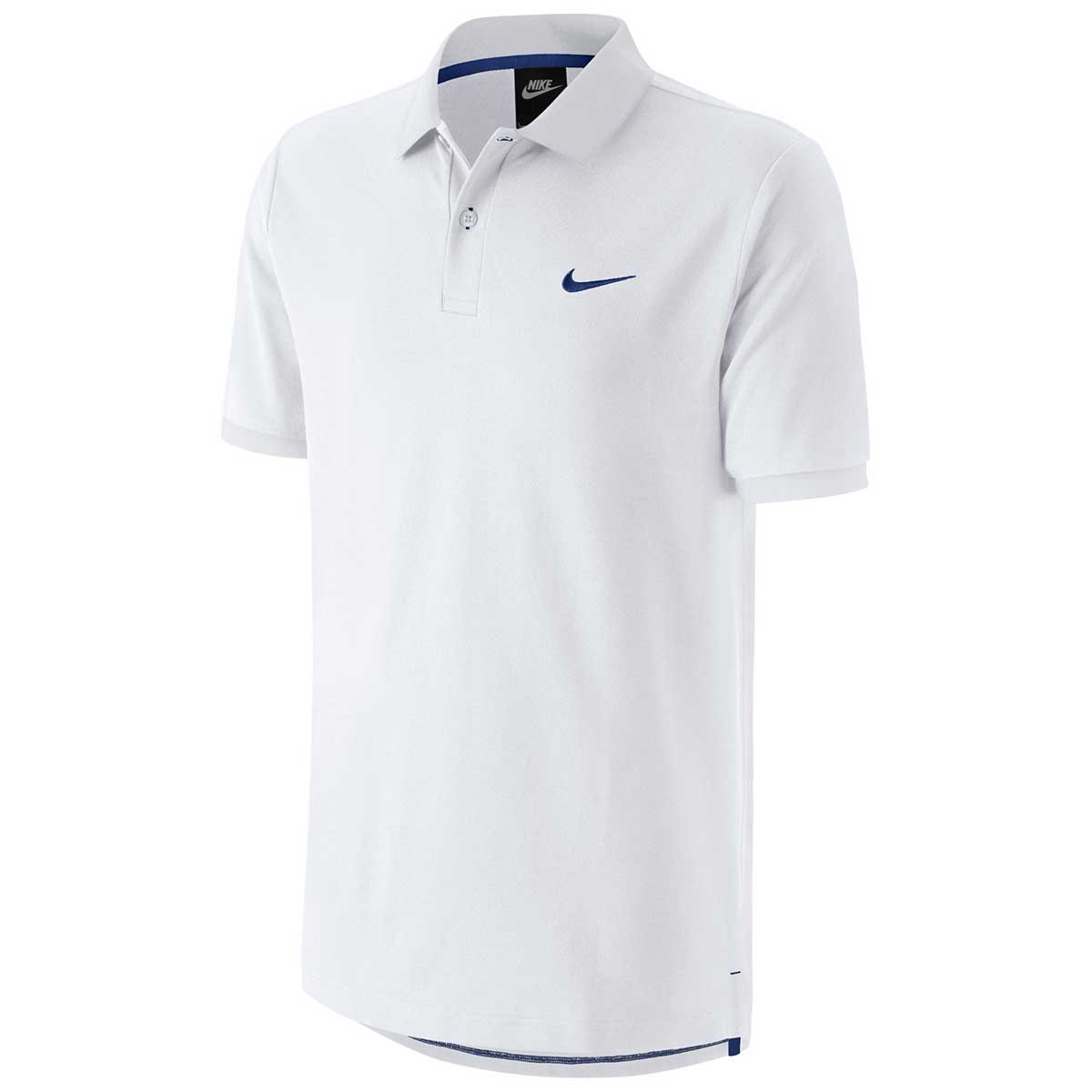 Buy Nike Men s Polo (White) Online in India 6ff08f3b2ad5