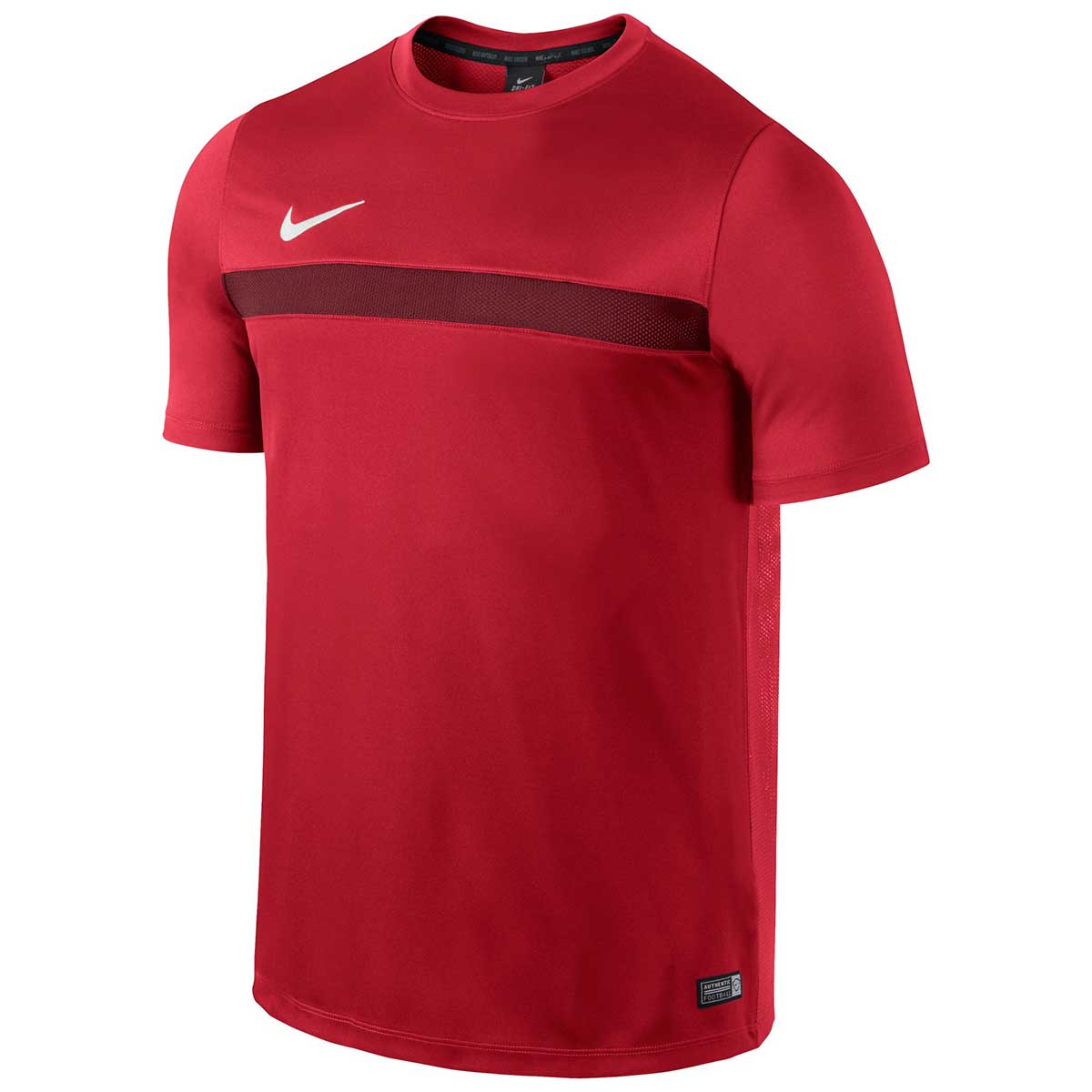 1fee9a7d5 Buy Nike Mens Academy Training Soccer T-shirt (Red) Online India