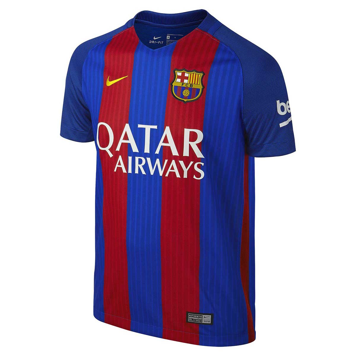 Buy Nike FC Barcelona Home Jersey 2016 17 Online in India a45073c48