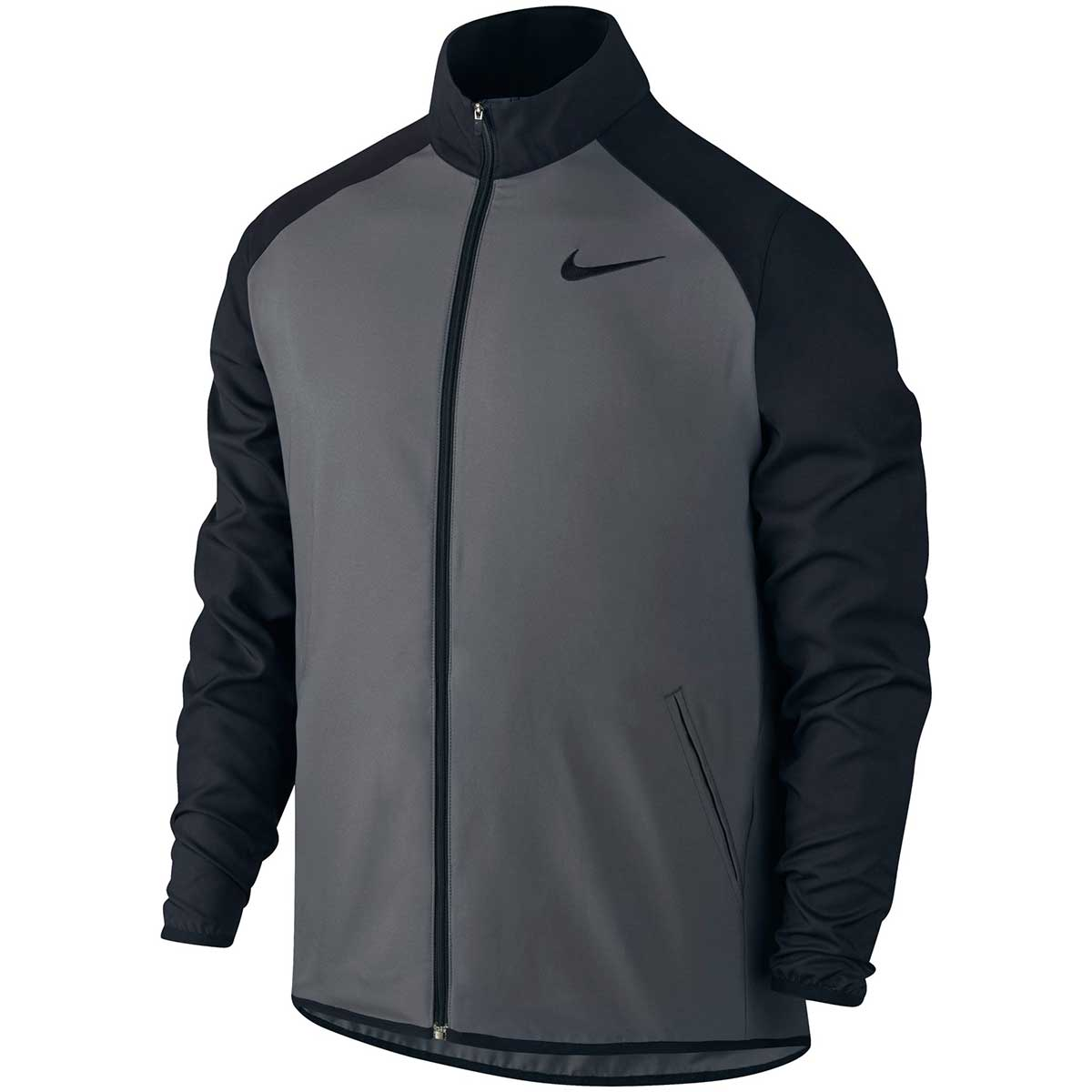 Buy Nike Mens Dry Team Training Jacket (Grey) Online India 939fbfc16
