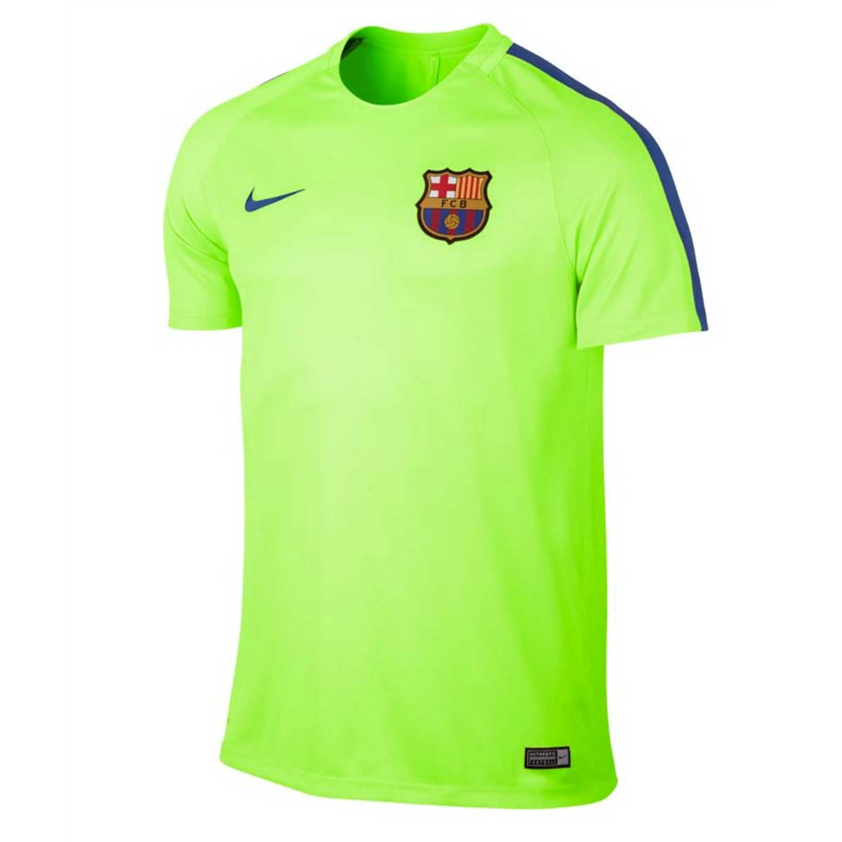 92faf9558cd Buy Nike FC Barcelona Jersey (Green) Online in India