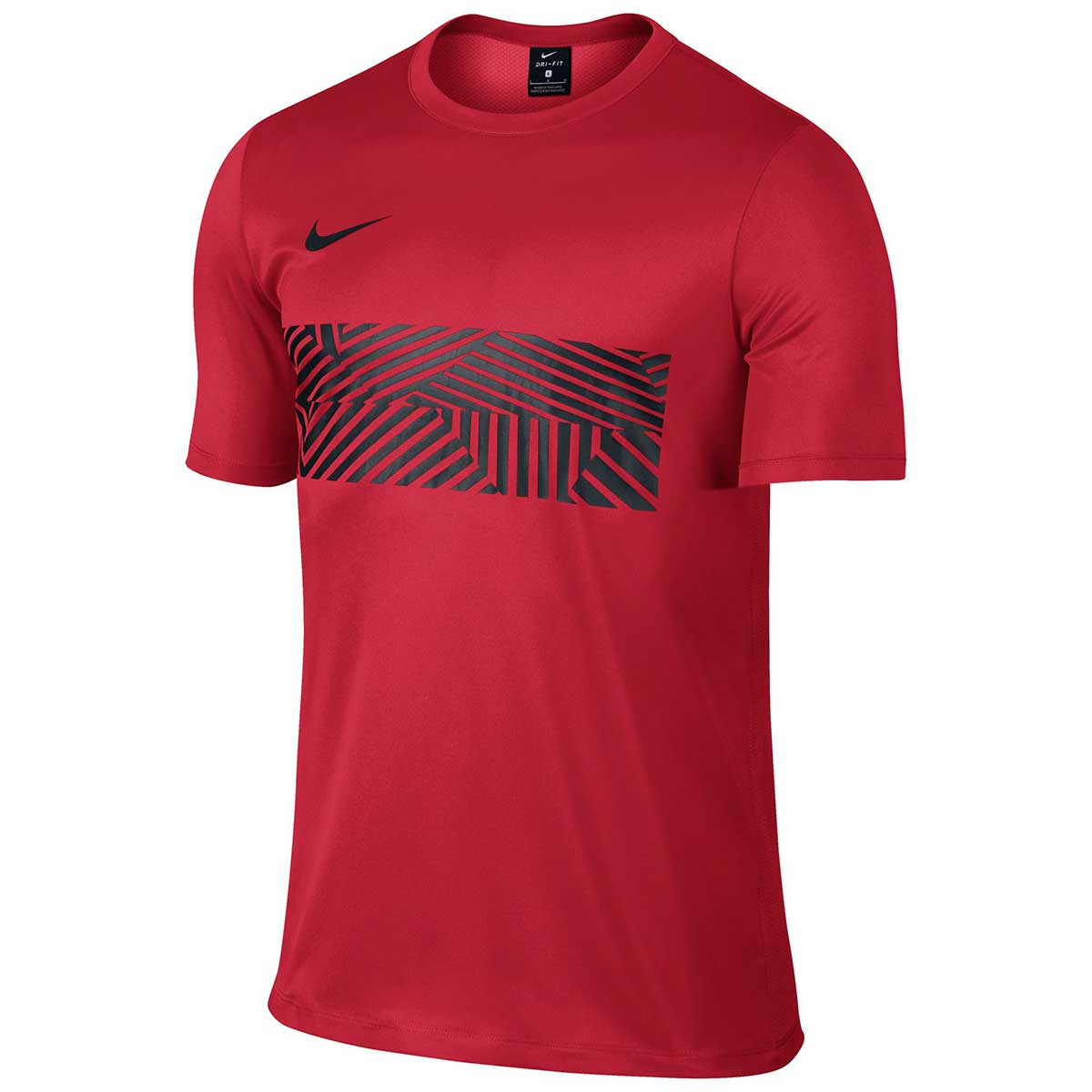 6f97e4cba Buy Nike Men's Dry Academy Top (Red) Online in India