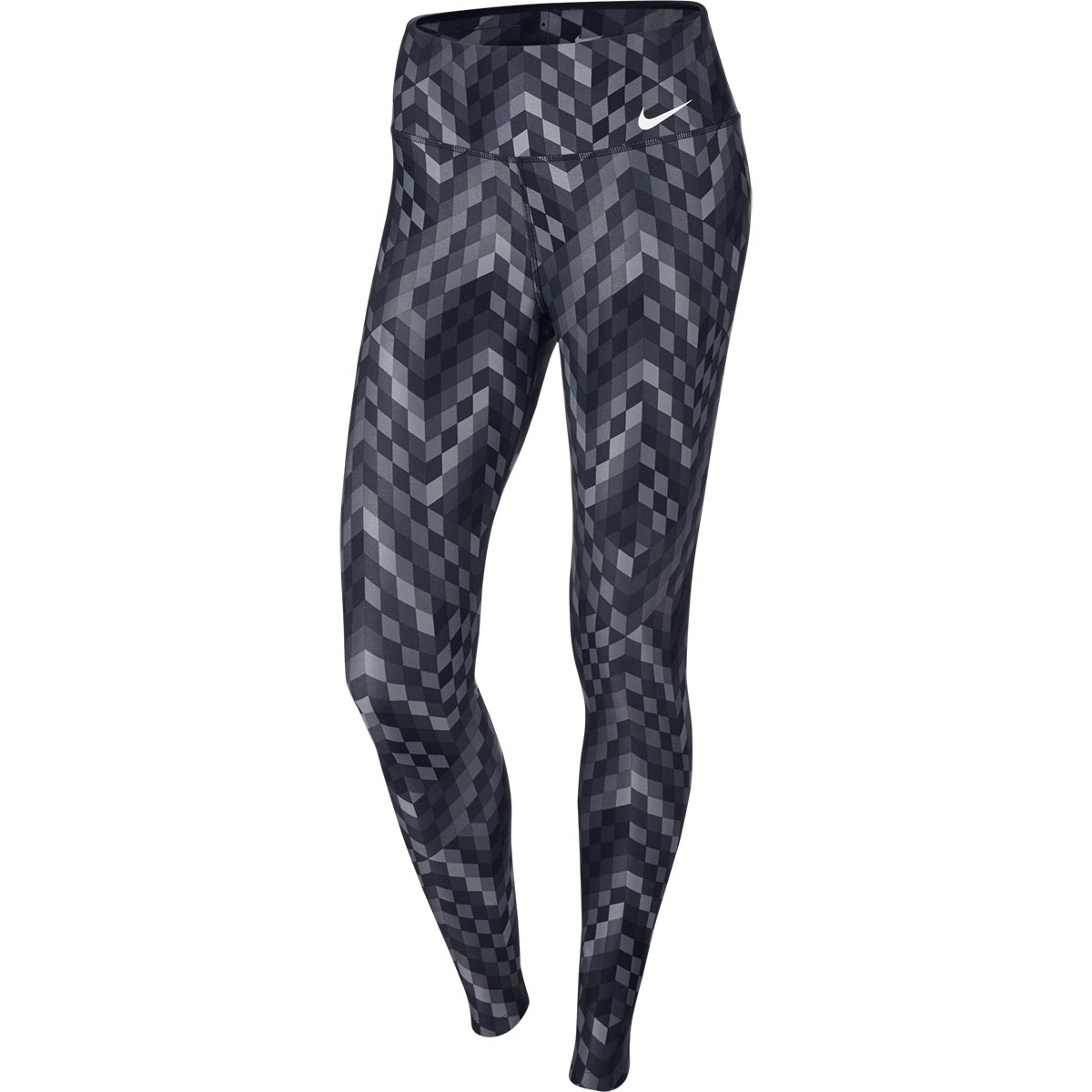2fba3cf920b Buy Nike Womens Power Legend Traning Tights (Grey Black) Online India