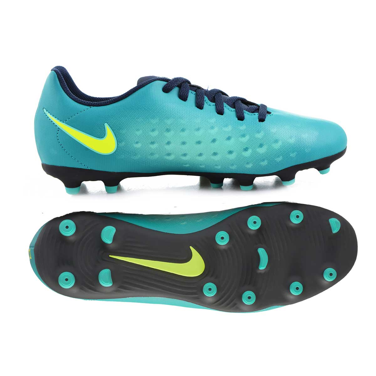 0cef6eb3dfc87 Buy Nike Magista Ola II FG Football Shoes (RioTeal) Online India