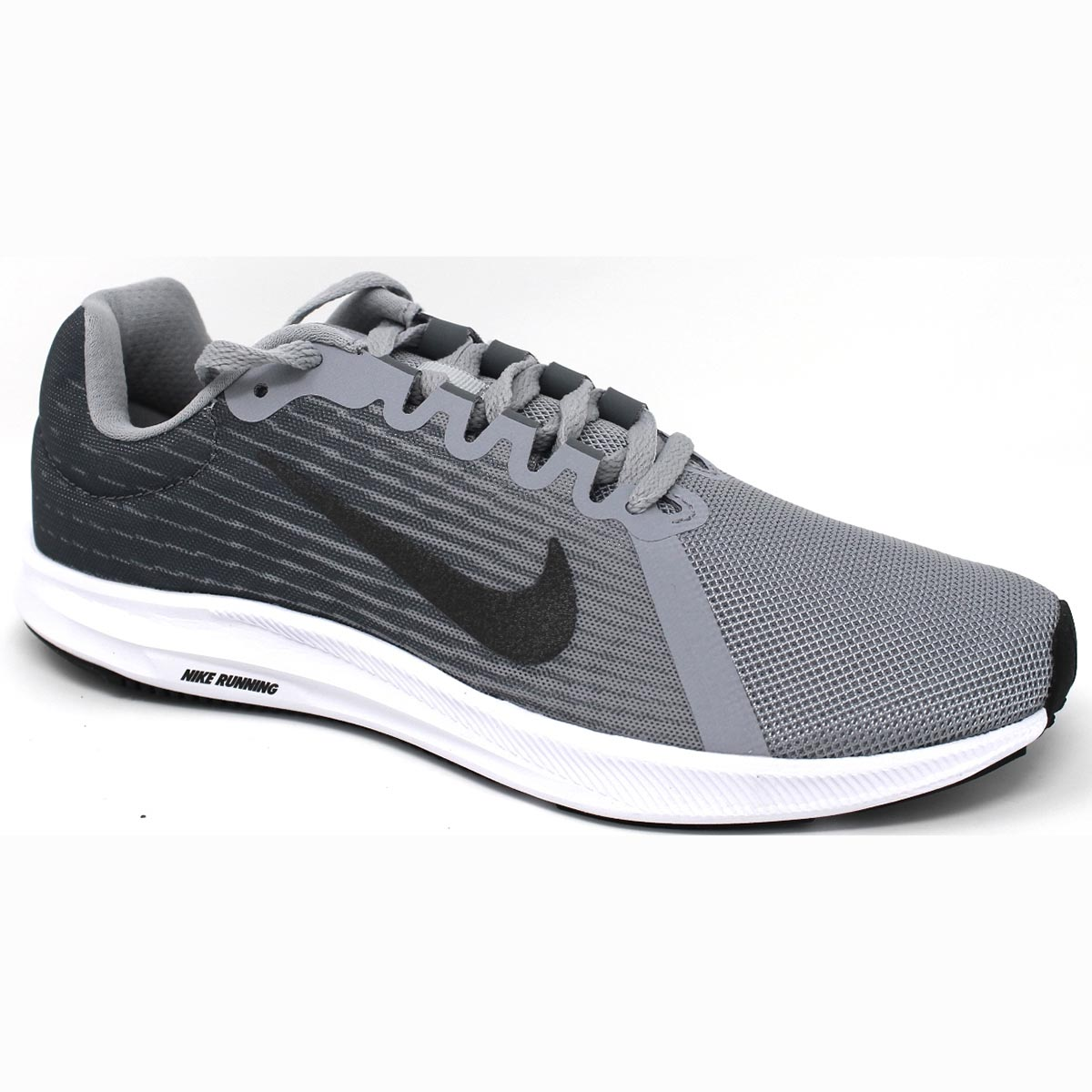 ab336808e7f Buy Nike Downshifter 8 Running Shoes (Wolf Grey) Online India