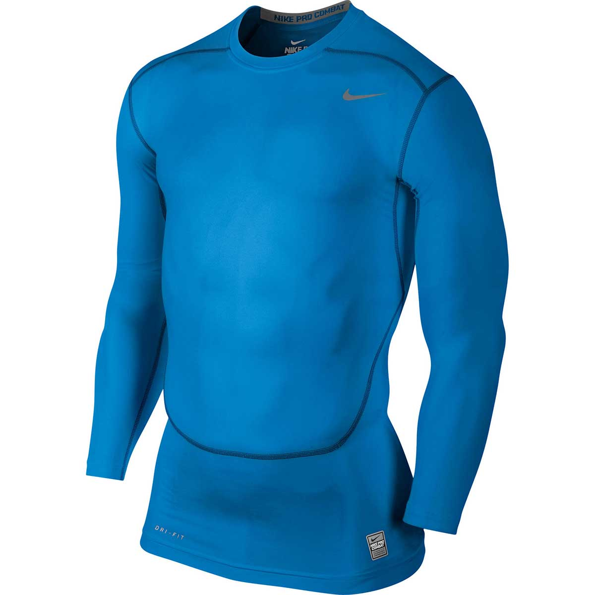 31fb609a1 Buy Nike Pro Combat Long Sleeve Top Online India