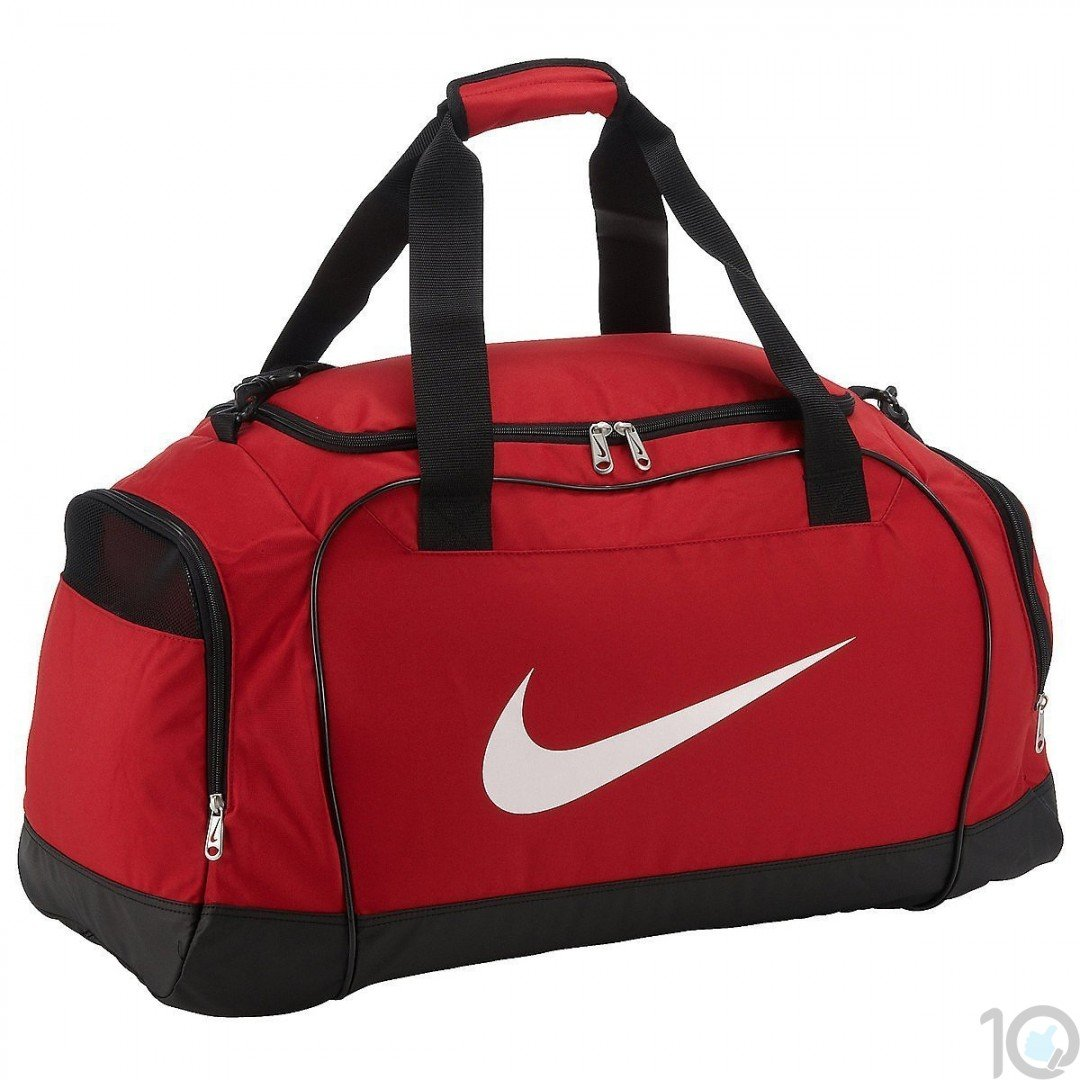 dc2b290a4067d Buy Nike Red Duffle Bag Online India