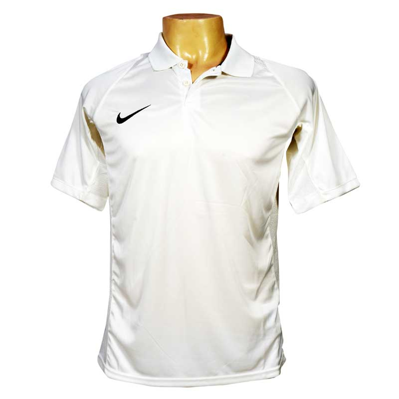 acfb74b25 Buy Nike Polo Cricket T-Shirt Online in India
