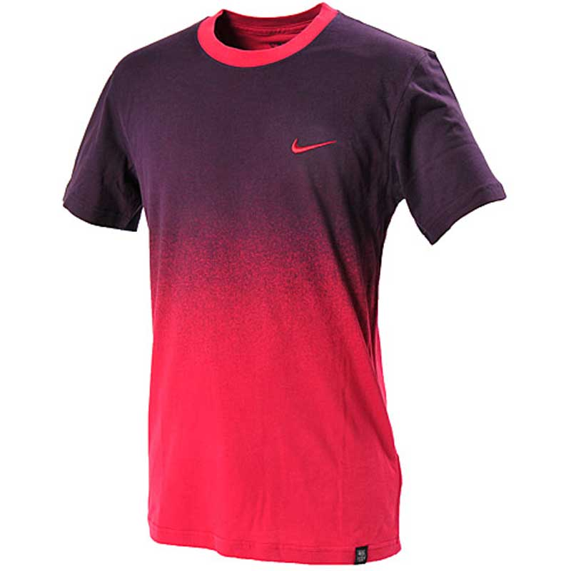 sale retailer 78d7f 739e3 Buy Nike FC Barcelona T-shirt (Purple) Online in India