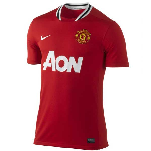 29aa87ffb Buy Nike Manchester United Home Jersey 2011 12 (Boys-junior) Online