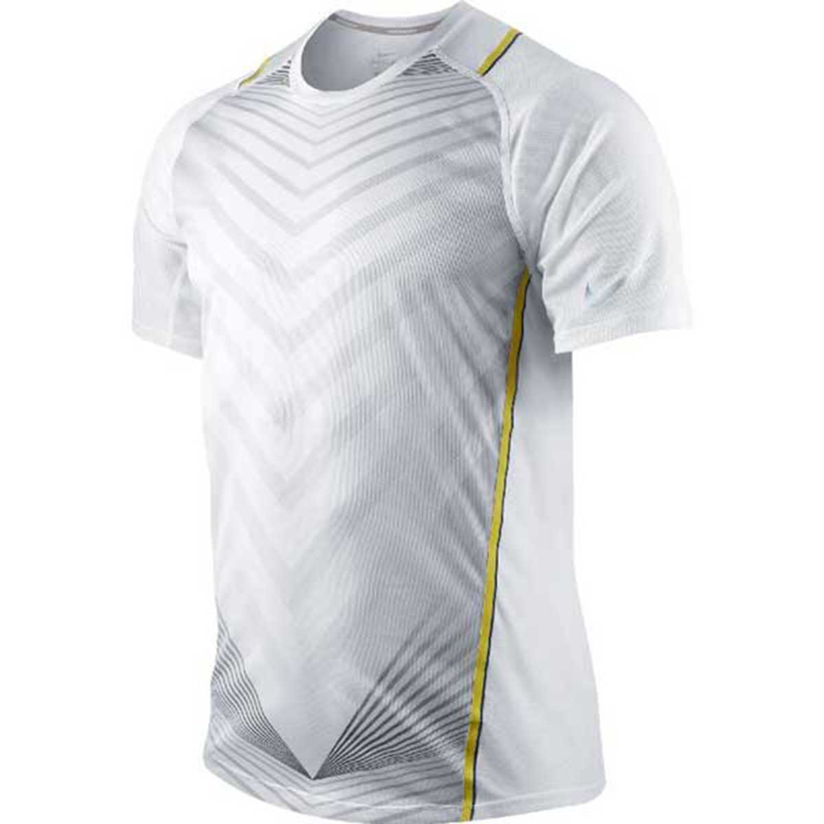 4da062eb8 Buy Nike Race Day Men s Running T-Shirt (White) Online India