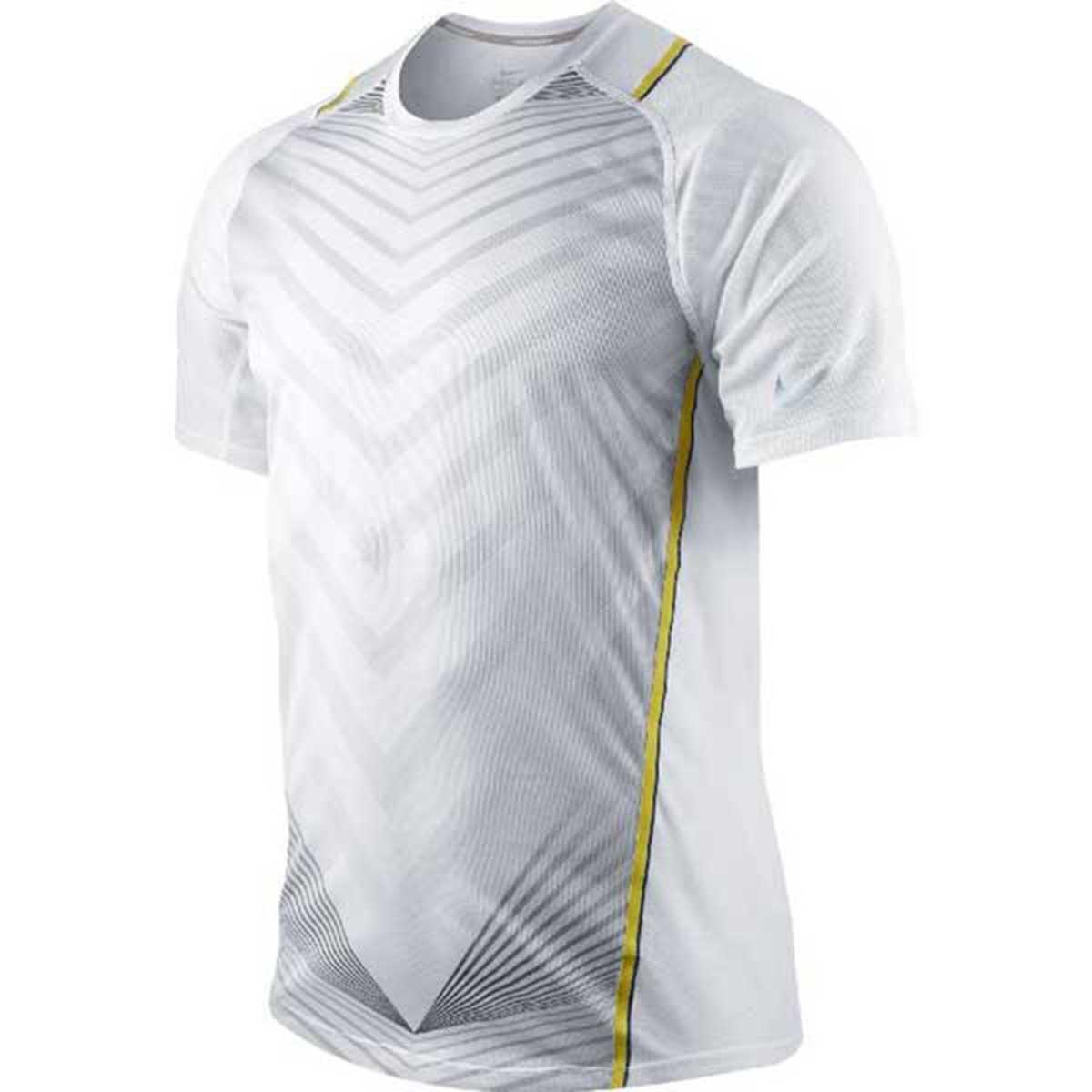 8d102e652226b Buy Nike Race Day Men's Running T-Shirt (White) Online India