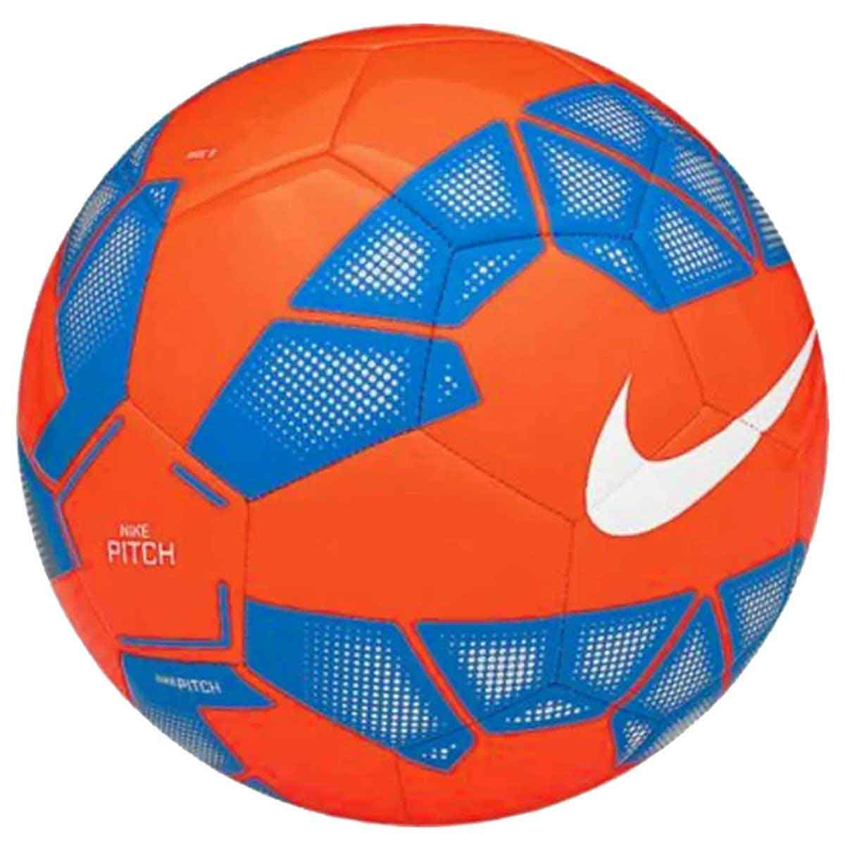Buy Nike Pitch Football (Orange Blue) Online in India 0328dc9a8