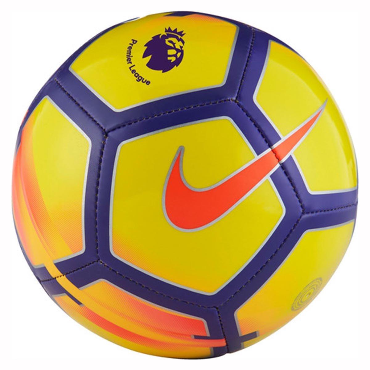 Buy Nike Pitch Premier League Football (Yellow Purple) Online c8c53c24958