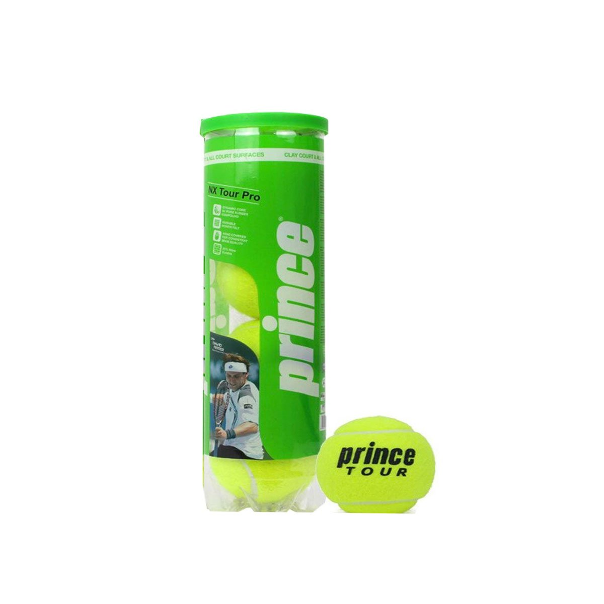 b521be10d3b Buy Prince Tour Pro Tennis Ball Online in India