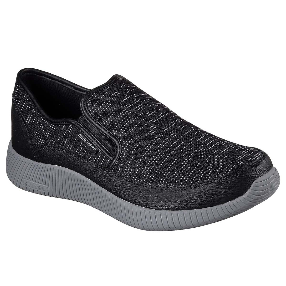 top-rated authentic half off best sell Buy Skechers Air Cooled Memory Foam Mens Shoes (Black ...