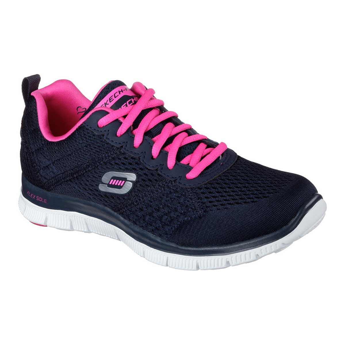 skechers flex sole running