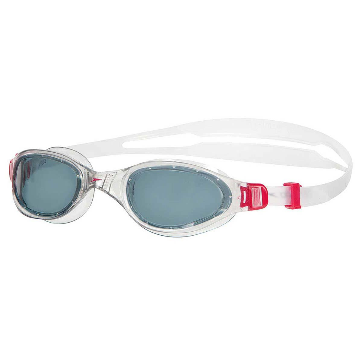2e0464f638 Buy Speedo Futura Plus Swimming Goggles (Red Smoke) Online