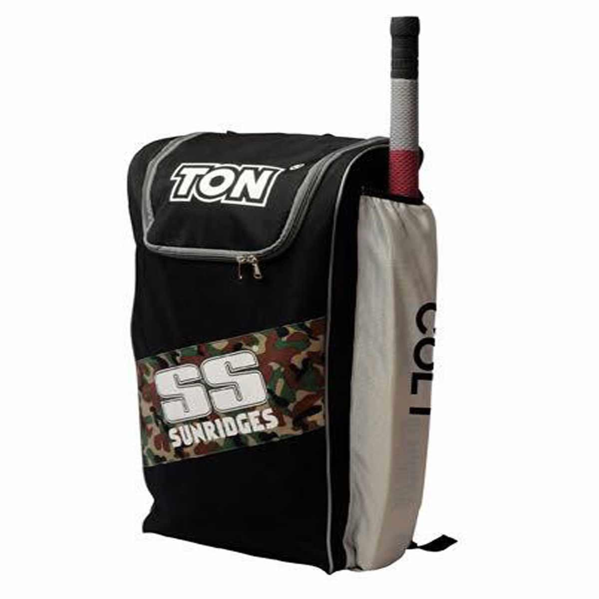 0a3771149 Buy SS Colt Cricket Kit Bag (Army) Online at Lowest Price in India