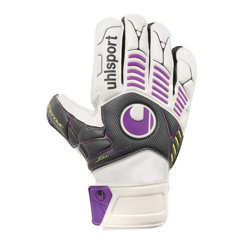 UHLSport Ergonomic Soft Training Goalkeeper Gloves